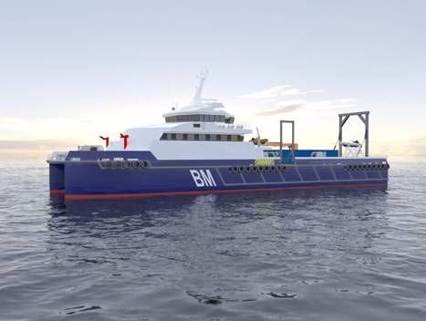 Aspin Kemp & Associates (AKA) Receives Contract to Supply Diesel-Electric Hybrid Power and Propulsion System for Dive Support Vessel