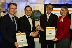 SevenCs Safety at Sea Award 2013