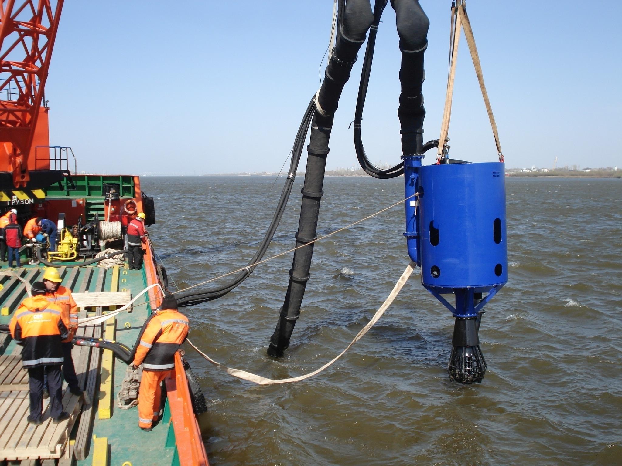 New interactive website for Damen DOP Pumps: Multifunctional