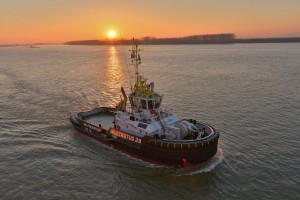 Multraship takes delivery of Damen ASD 2810 Hybrid tug
