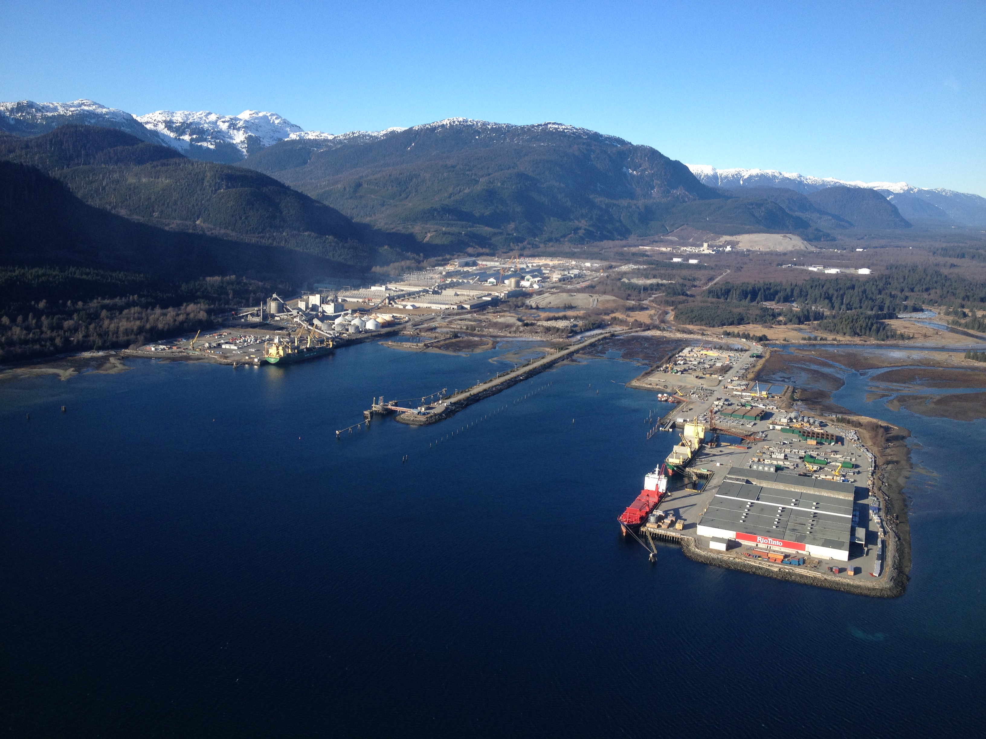 B.C., shipping and industrial marine industry collaborate to meet labour needs