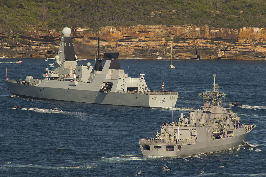 Seaspan Shipyards' Canadian expertise to be shared internationally with awarding of Lockheed Martin Canada contract for New Zealand's Frigate System Upgrade project