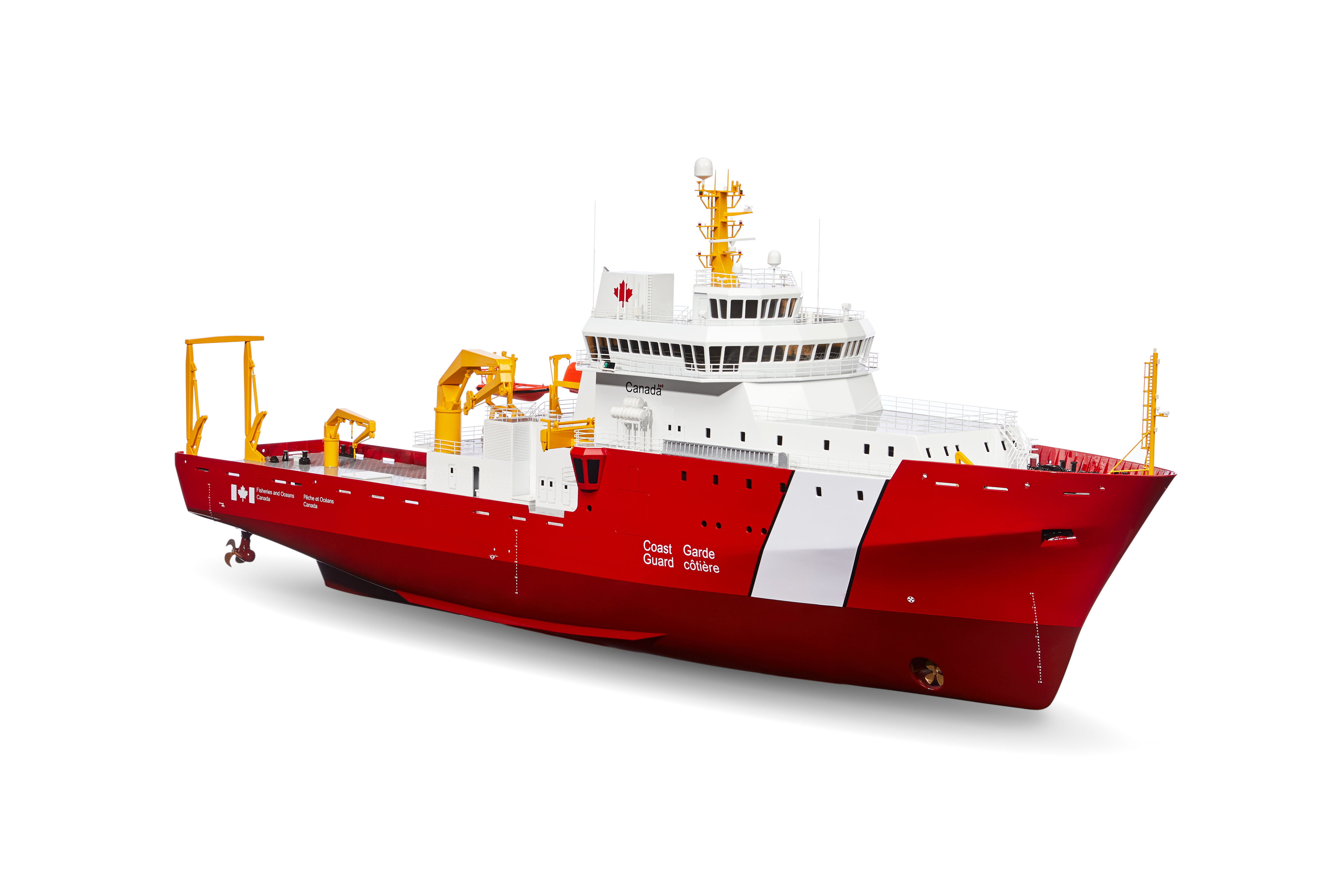 Significant contract award announced for work on the Offshore Oceanographic Science Vessel