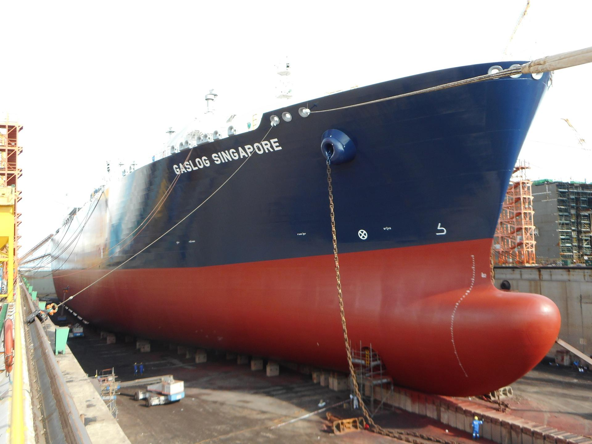 Nippon Marine Paints' A-LF Sea chosen by leaving LNG carrier operator
