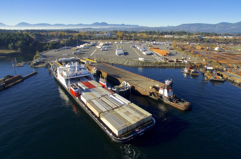 Seaspan Ferries partners with Corvus Energy for Blue Whale ESS field trial