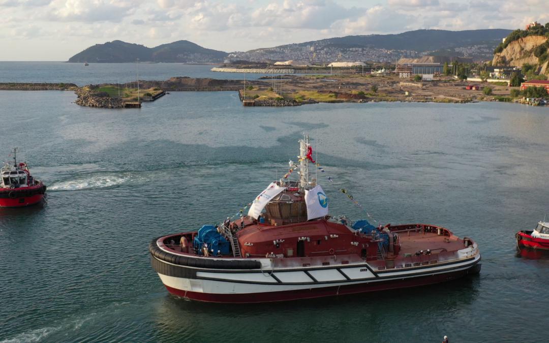 Abu Dhabi Ports' SAFEEN Group and Med Marine